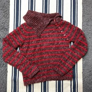 Kenji Sweater with Mohair XS